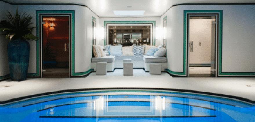 A wellness break in the Spa of the Hotel Eiffel Blomet