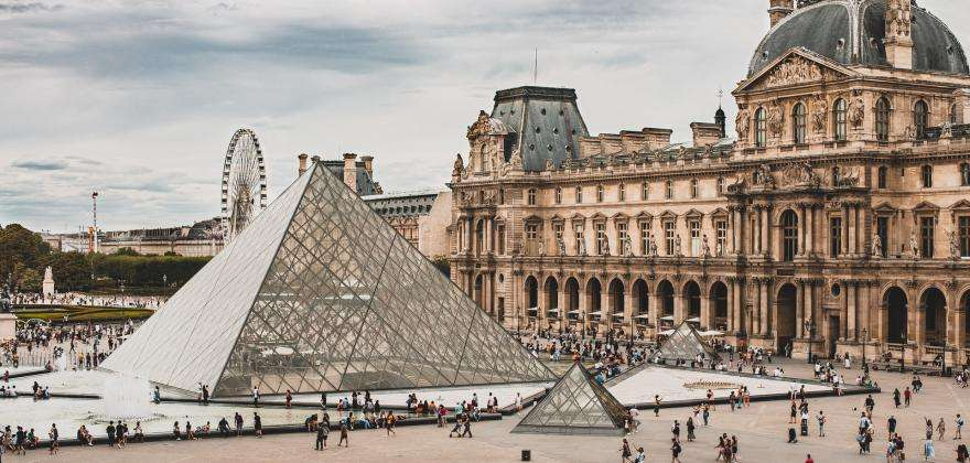 Paris comes to you via virtual tours of Parisian museums