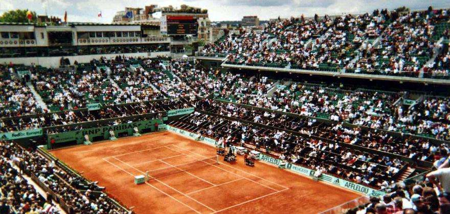 The French Open; a much-anticipated event
