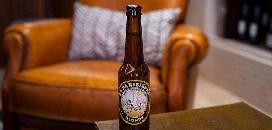La Parisienne beers add foaming perfection to a Parisian break